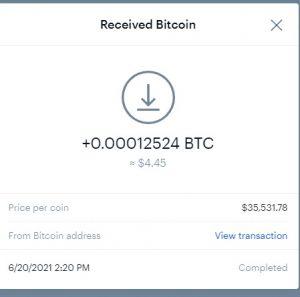 CryptoTab 4th payout rukun